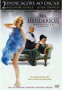 Sra. Henderson Apresenta - Poster / Capa / Cartaz - Oficial 4