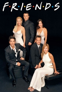 Friends (10ª Temporada) - Poster / Capa / Cartaz - Oficial 3