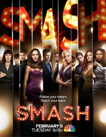 Smash (2ª Temporada) - Poster / Capa / Cartaz - Oficial 1