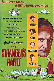 Mãos Estranhas / Mãos do Destino - Poster / Capa / Cartaz - Oficial 2