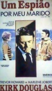 Um Espião Por Meu Marido - Poster / Capa / Cartaz - Oficial 1