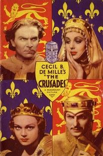 As Cruzadas - Poster / Capa / Cartaz - Oficial 5