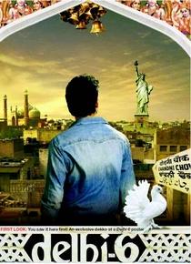Delhi-6 - Poster / Capa / Cartaz - Oficial 2