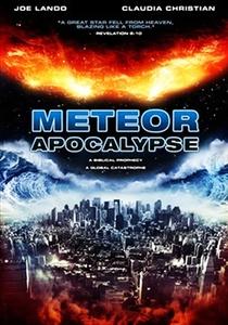 Meteor Apocalypse - Poster / Capa / Cartaz - Oficial 1