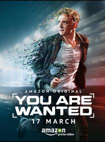You Are Wanted (1ª Temporada) - Poster / Capa / Cartaz - Oficial 1