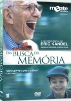 Em Busca da Memória - A Neurociência de Eric Kandel  - Poster / Capa / Cartaz - Oficial 1