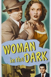 Woman in the Dark - Poster / Capa / Cartaz - Oficial 2