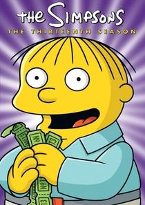 Os Simpsons (13ª Temporada) - Poster / Capa / Cartaz - Oficial 1