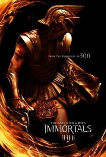 Imortais - Poster / Capa / Cartaz - Oficial 10