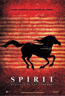 Spirit, o Corcel Indomável - Poster / Capa / Cartaz - Oficial 3