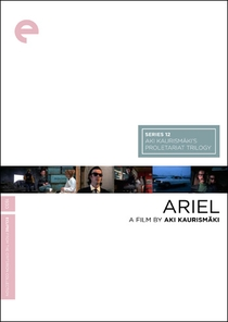 Ariel - Poster / Capa / Cartaz - Oficial 1