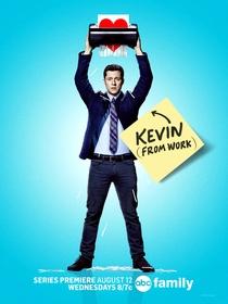 Kevin From Work (1ª Temporada) - Poster / Capa / Cartaz - Oficial 1