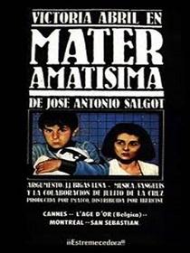 Mater amatísima - Poster / Capa / Cartaz - Oficial 1
