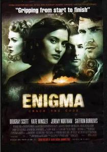 Enigma - Poster / Capa / Cartaz - Oficial 3