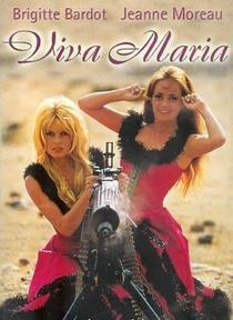 Viva Maria! - Poster / Capa / Cartaz - Oficial 2