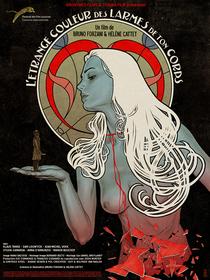 A Estranha Cor das Lágrimas do seu Corpo - Poster / Capa / Cartaz - Oficial 1