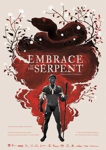 O Abraço da Serpente - Poster / Capa / Cartaz - Oficial 2
