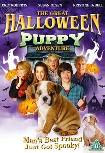 A Halloween Puppy - Poster / Capa / Cartaz - Oficial 2