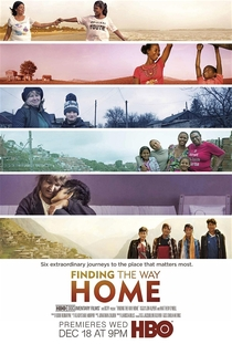 Finding My Way Home - Poster / Capa / Cartaz - Oficial 1