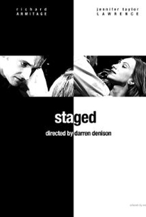 Staged - Poster / Capa / Cartaz - Oficial 1