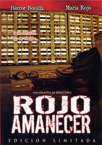 Rojo Amanecer - Poster / Capa / Cartaz - Oficial 2