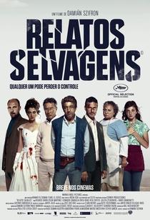 Relatos Selvagens - Poster / Capa / Cartaz - Oficial 5