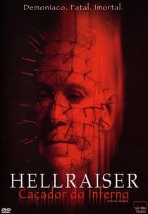 Hellraiser - Caçador do Inferno - Poster / Capa / Cartaz - Oficial 2