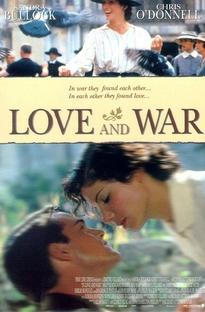 No Amor e na Guerra - Poster / Capa / Cartaz - Oficial 4
