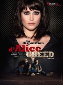 O Desaparecimento de Alice Creed - Poster / Capa / Cartaz - Oficial 3