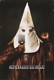 Infiltrado na Klan - Poster / Capa / Cartaz - Oficial 5