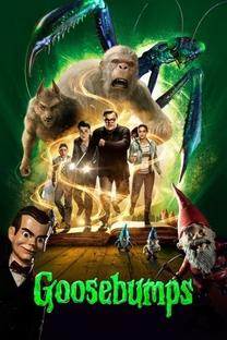 Goosebumps - Monstros e Arrepios - Poster / Capa / Cartaz - Oficial 8