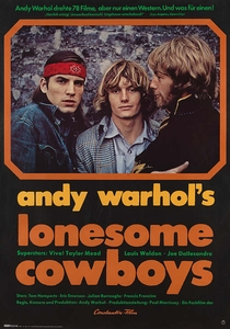 Lonesome Cowboys - Poster / Capa / Cartaz - Oficial 2