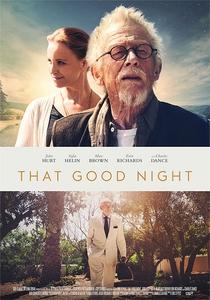 That Good Night - Poster / Capa / Cartaz - Oficial 1