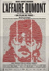 L'Affaire Dumont - Poster / Capa / Cartaz - Oficial 1