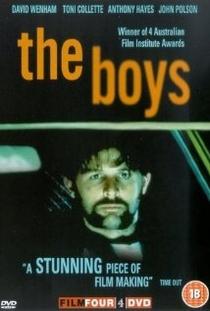 The Boys - Poster / Capa / Cartaz - Oficial 1