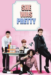 She Was Pretty - Poster / Capa / Cartaz - Oficial 7