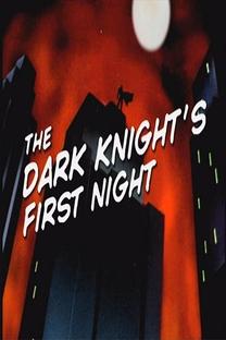 The Dark Knight's First Night - Poster / Capa / Cartaz - Oficial 2
