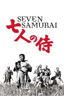 Os Sete Samurais - Poster / Capa / Cartaz - Oficial 32