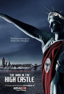 O Homem do Castelo Alto (2ª Temporada) - Poster / Capa / Cartaz - Oficial 1
