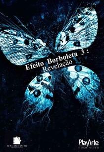 Efeito Borboleta: Revelação - Poster / Capa / Cartaz - Oficial 6