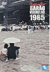 Barão Vermelho 1985 - Rock in Rio - Poster / Capa / Cartaz - Oficial 1