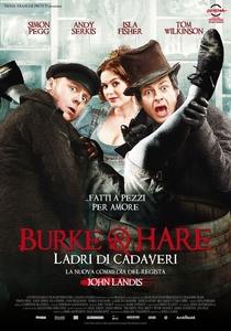 Burke e Hare - Poster / Capa / Cartaz - Oficial 1