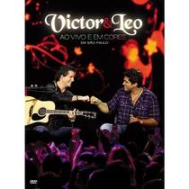 Victor & Leo - Ao Vivo e em Cores - Poster / Capa / Cartaz - Oficial 1