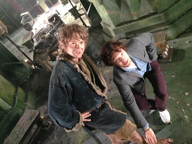 """Veja cena deletada de """"O Hobbit: Uma Jornada Inesperada"""""""