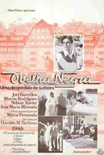 Ovelha Negra, Uma Despedida de Solteiro - Poster / Capa / Cartaz - Oficial 1