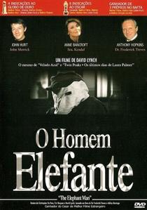 O Homem Elefante - Poster / Capa / Cartaz - Oficial 11