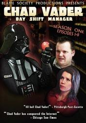 Chad Vader: O gerente do Turno do Dia - Poster / Capa / Cartaz - Oficial 1
