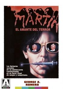 Martin - Poster / Capa / Cartaz - Oficial 8