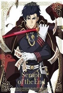 Owari no Seraph (1ª Temporada) - Poster / Capa / Cartaz - Oficial 3
