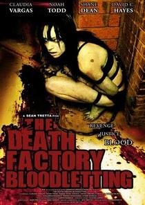 Fábrica da Morte 2 - Poster / Capa / Cartaz - Oficial 1